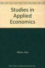 Studies in Applied Economics - Book