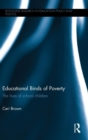 Educational Binds of Poverty : The lives of school children - Book