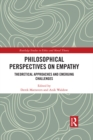 Philosophical Perspectives on Empathy : Theoretical Approaches and Emerging Challenges - eBook