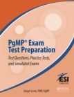 PgMP(R) Exam Test Preparation : Test Questions, Practice Tests, and Simulated Exams - eBook