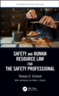 Safety and Human Resource Law for the Safety Professional - eBook