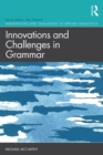 Innovations and Challenges in Grammar - eBook