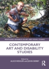 Contemporary Art and Disability Studies - eBook