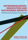 Entrepreneurship, Innovation and Sustainable Growth : Opportunities and Challenges - eBook