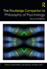 The Routledge Companion to Philosophy of Psychology - eBook