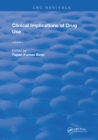 Clinical Implications Of Drug Use : Volume 2 - eBook
