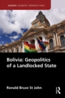 Bolivia: Geopolitics of a Landlocked State - eBook