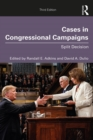 Cases in Congressional Campaigns : Split Decision - eBook