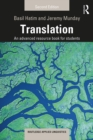 Translation : An advanced resource book for students - eBook