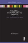 Industrial Development in Mexico : Policy Transformation from Below - eBook