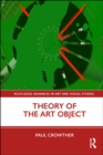 Theory of the Art Object - eBook