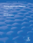 Thomas Heywood's Pageants - eBook