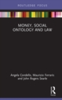 Money, Social Ontology and Law - eBook