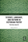 Science, Language, and Reform in Victorian Poetry : Political Dialects - eBook