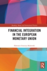 Financial Integration in the European Monetary Union - eBook