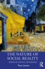 The Nature of Social Reality : Issues in Social Ontology - eBook