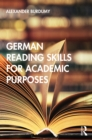 German Reading Skills for Academic Purposes - eBook