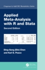 Applied Meta-Analysis with R and Stata - eBook