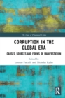 Corruption in the Global Era : Causes, Sources and Forms of Manifestation - eBook