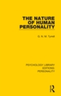 The Nature of Human Personality - eBook