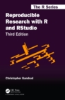 Reproducible Research with R and RStudio - eBook