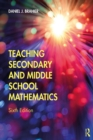 Teaching Secondary and Middle School Mathematics - eBook