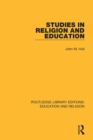 Studies in Religion and Education - eBook