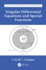 Singular Differential Equations and Special Functions - eBook
