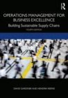 Operations Management for Business Excellence : Building Sustainable Supply Chains - eBook