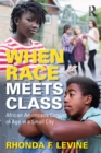 When Race Meets Class : African Americans Coming of Age in a Small City - eBook