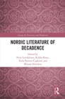 Nordic Literature of Decadence - eBook