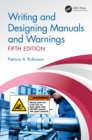 Writing and Designing Manuals and Warnings, Fifth Edition - eBook