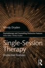 Single-Session Therapy : Distinctive Features - eBook