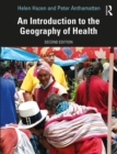 An Introduction to the Geography of Health - eBook