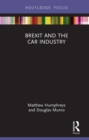 Brexit and the Car Industry - eBook