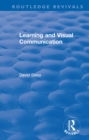 Learning and Visual Communication - eBook