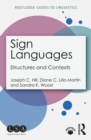 Sign Languages : Structures and Contexts - eBook