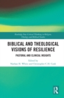 Biblical and Theological Visions of Resilience : Pastoral and Clinical Insights - eBook