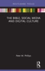 The Bible, Social Media and Digital Culture - eBook