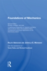 Foundations Of Mechanics - eBook