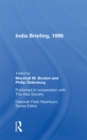 India Briefing, 1990 - eBook