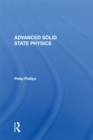 Advanced Solid State Physics - eBook
