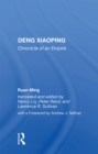 Deng Xiaoping : Chronicle Of An Empire - eBook