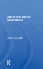 Art In The Age Of Mass Media - eBook