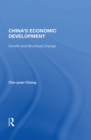 China's Economic Development : Growth And Structural Change - eBook