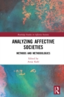 Analyzing Affective Societies : Methods and Methodologies - eBook