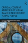 Critical Content Analysis of Visual Images in Books for Young People : Reading Images - eBook