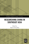 Researching China in Southeast Asia - eBook