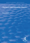Themes in International Economics - eBook