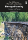 Heritage Planning : Principles and Process - eBook